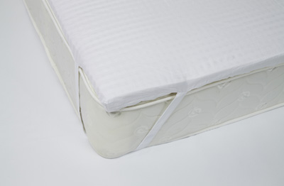 Mattress Topper: with straps